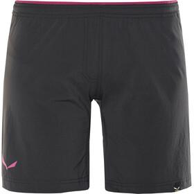 Salewa Pedroc DST - Pantalones cortos Mujer - negro